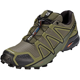 Salomon Speedcross 4 Shoes Men grape leaf/burnt olive/black